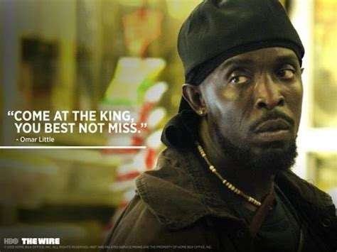 omar comin supercut hbo s quot the wire quot