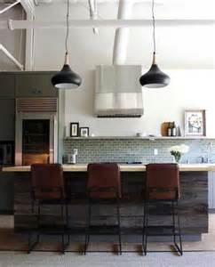 loft kitchen design modern interior design ideas and eco friendly materials for stylish loft living in california