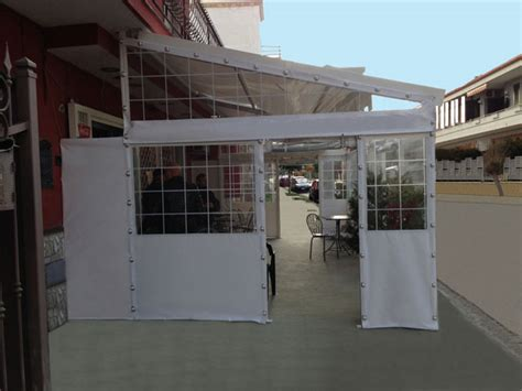 tende da sole trasparenti tende trasparenti in pvc design casa creativa e mobili