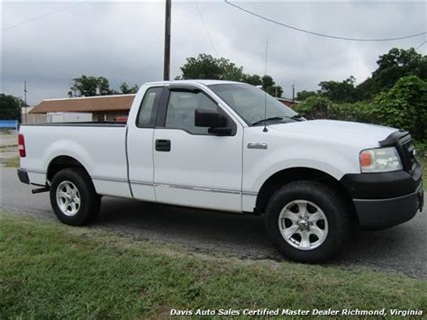 ford f150 regular cab short bed 2006 ford f 150 xl regular cab short bed work