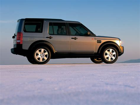 land rover discovery 3 2004 08