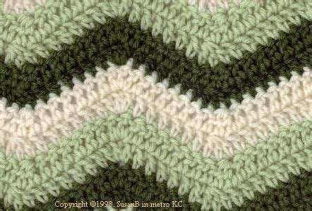 free pattern ripple afghan easy ripple crochet pattern we have an afghan with this