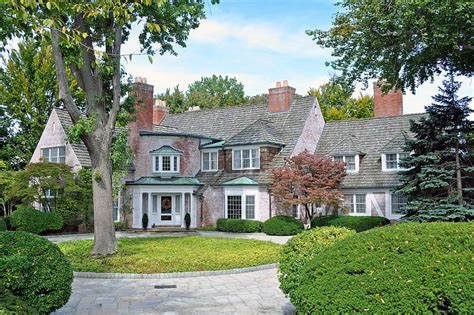 historic estate in grosse pointe farms mi photographed by