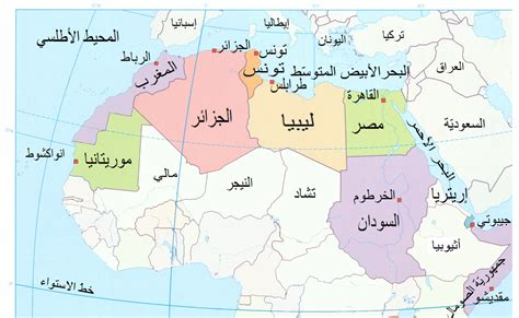 arb maps arabic without walls