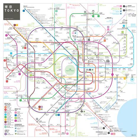 tokyo metro map tokyo metro tokyo places of tourist in the world
