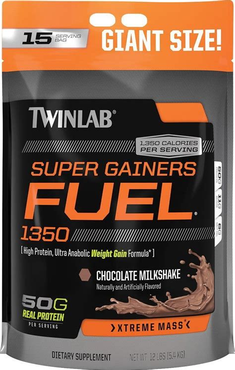 best gainer protein twinlab gainers fuel 1350 weight gainers protein