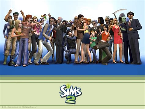 the sims the sims 2 the sims 2 wallpaper 815237 fanpop