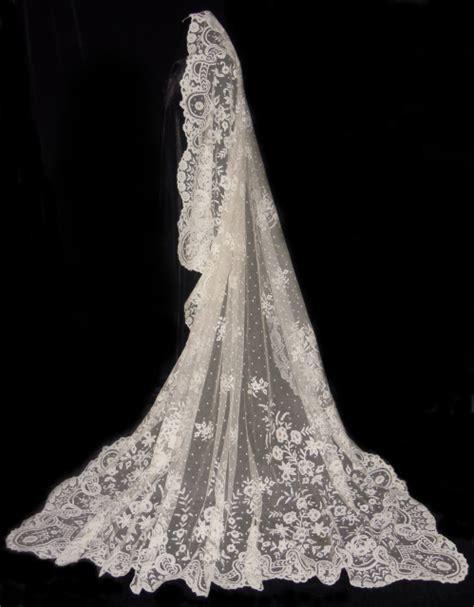Lace Wedding Veil lace wedding veils