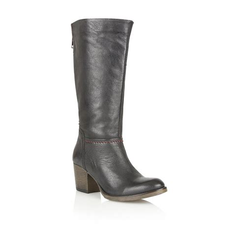 buy ravel vermont knee high boots in black