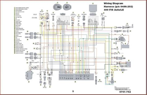 arctic cat 700 efi wiring diagram arctic automotive