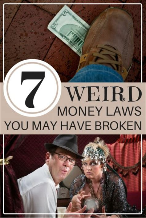 Gift Card Cash Back Law - 7 weird money laws you may have broken