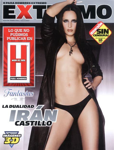 iran del castillo revista h search results for h para hombres extremo iran castillo