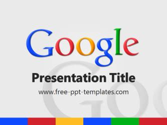google ppt template free powerpoint templates