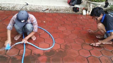 Jasa Pest Malang jasa cleaning coating pernis paving block conblock