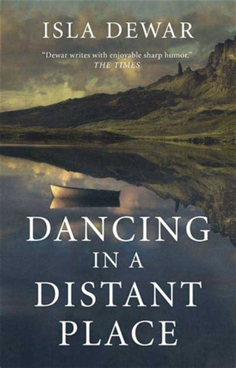 a distant books in a distant place by isla dewar reviews