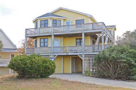 Sun Realty Vacation Rentals Lodging The Outer Banks Hawk House Rentals