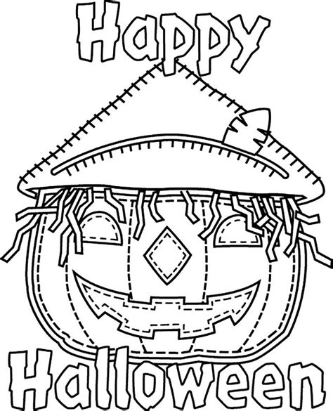 large printable halloween coloring pages 100 best coloring halloween images on pinterest