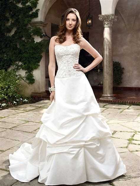 casablanca bridal  wedding dress madamebridalcom