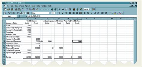 format jurnal excel solved spreadsheet assignment use of excel ad chegg com