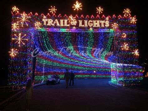 Austin Texas Trail Of Lights Preview And Announcements Tradition Of Lights