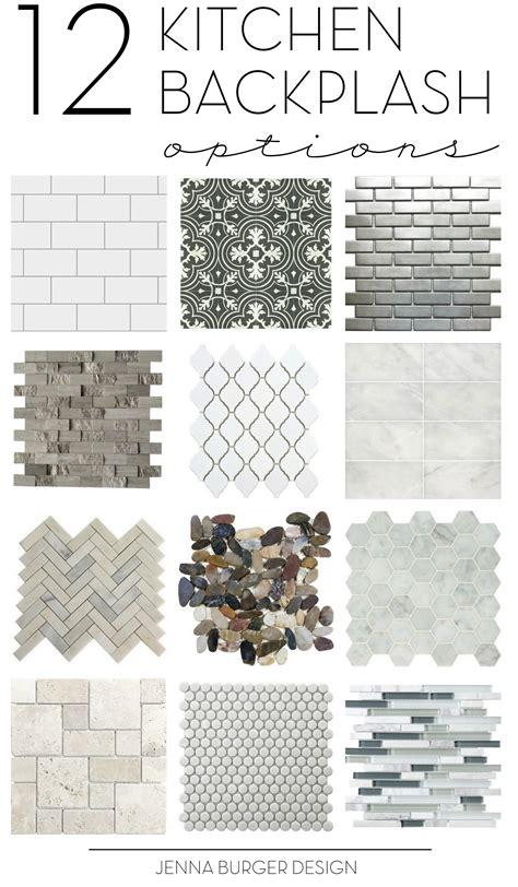 backsplash tiles for kitchen kitchen tile backsplash options inspirational ideas