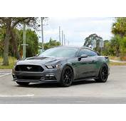2015 Magnetic Metallic Mustang GT  Used Ford Parts For Sale