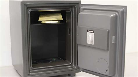 alert 2054f theft combination safe