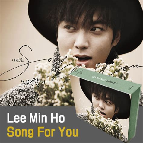 Min Ho Song For You 楽天市場 イミンホ min ho 2集 歌う song for you 日本語歌詞 min ho song for you cd dvd コードall