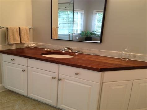installing a bathroom countertop how to install granite backsplash vanity