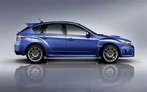 2011 Subaru Sti Subaru Impreza Wrx Sti 2011 Widescreen Car