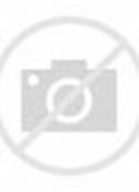 Teen Girl On Grass Background