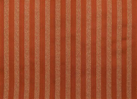 curtain upholstery durham terracotta stripes fabric curtains fabx