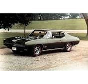 In The Special Version Of Pontiac Tempest Dubbed GTO