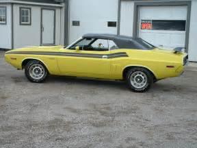 Dodge Challenger 1971 1971 Dodge Challenger Pictures Cargurus