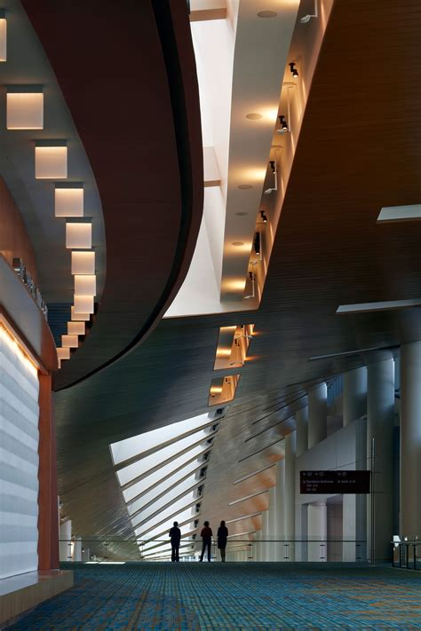 music city center nashville tn lighting design by cm gallery of music city center tvsdesign 14