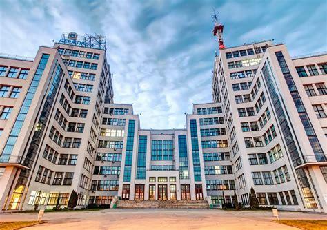 Фото здания харькова