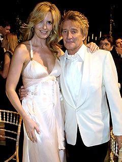 Ruby Stewart Turns Model For George At Asda by Rod Stewart Marries Lancaster In Italy Weddings