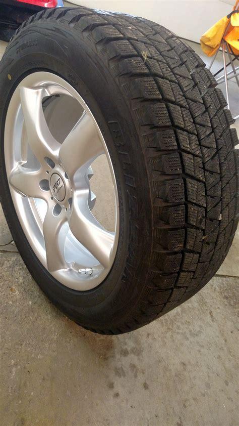 fs mdx 2g snow tires wheels tpms 5x120 acurazine
