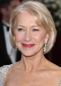 Medium hair styles for women over 60