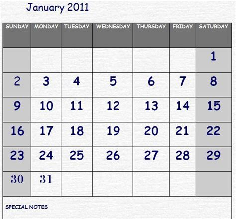 bylecnihal download simple calendar template