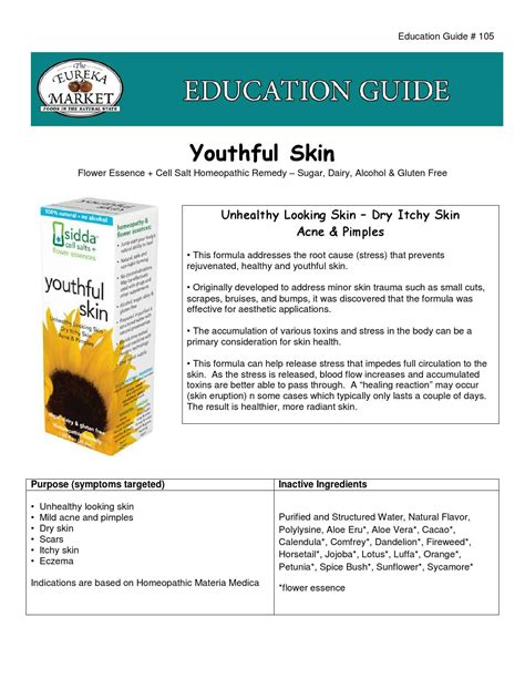 Siddha Cell Salts Emotional Detox by Issuu Education Guide Siddha Products By The Eureka Market