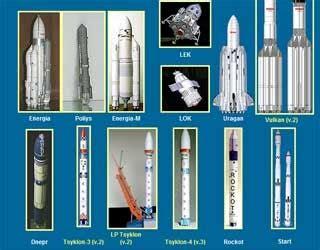 Rocket Papercraft - russian rockets satellite papercrafts paperkraft net