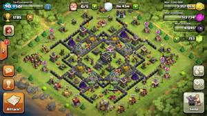 Download thread defense against my own town hall 9 base design