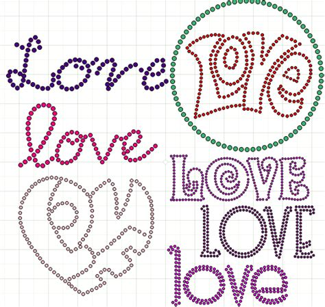 templates for word love the scrapoholic mtc svg monday