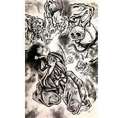 Japanese Tattoo 19 Of 198 HORIYOSHI III Demons 019