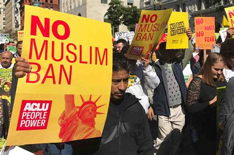 the muslim ban loses in court again american civil