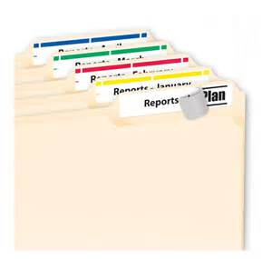 Avery file folder labels printable templates handwrite styles