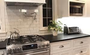 Go back gt pix for gt granite countertops with white cabinets backsplash