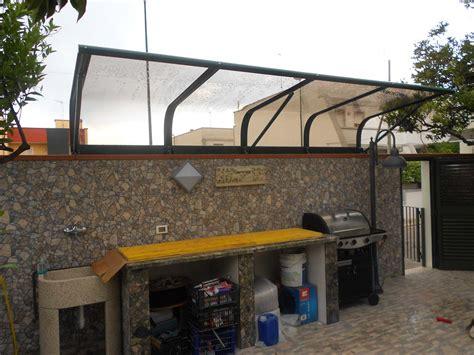 tettoie trasparenti per esterni tettoie trasparenti copricancello in plexiglass e