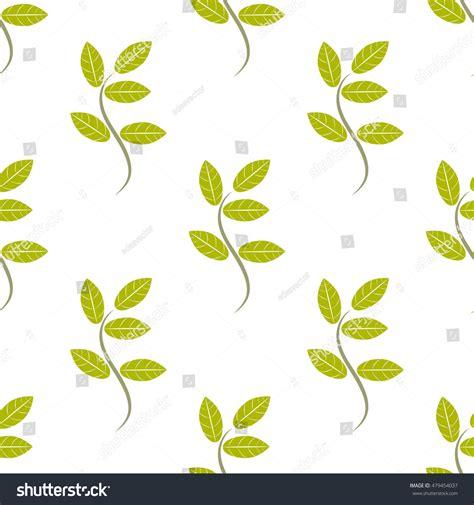 broad pattern en français seamless branches pattern stock vector 479454037